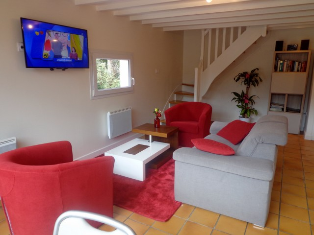 Dream holiday cottage in the woods of love paimpol plourivo bréhat 5
