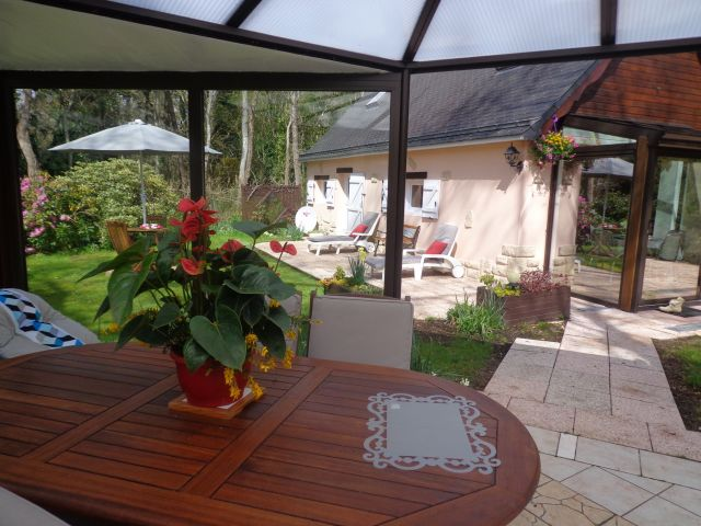 Dream holiday cottage in the woods of love paimpol plourivo bréhat 11