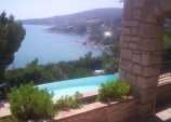 Provencal villa in st aygulf,  ...