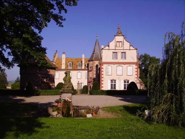 chateau d'Osthoffen Alsac