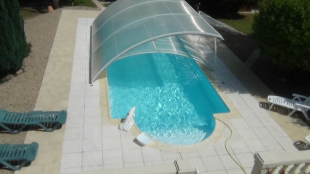Vendee yourte chambre insolite has landeronde vendee 85 for Cash piscine la roche sur yon
